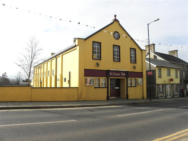 St Canices Hall