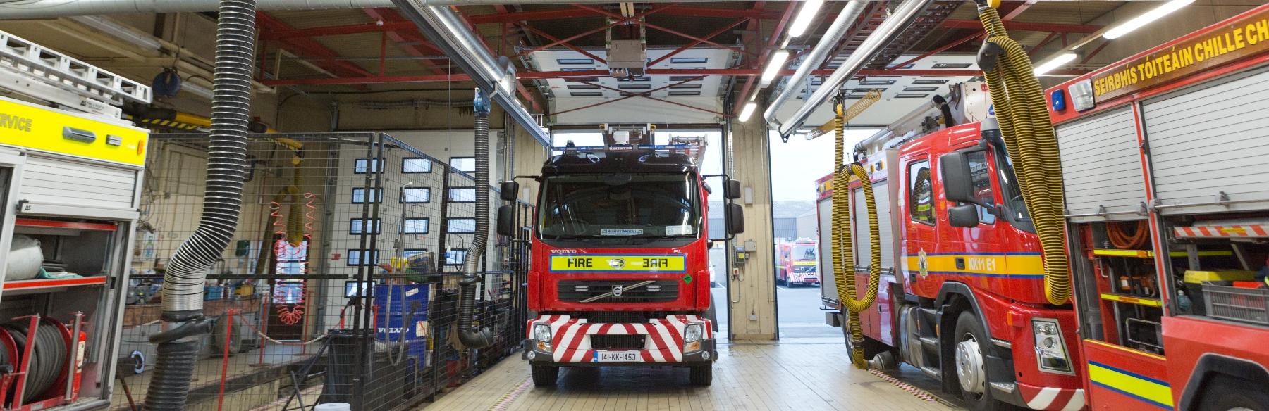 Kilkenny Fire Station