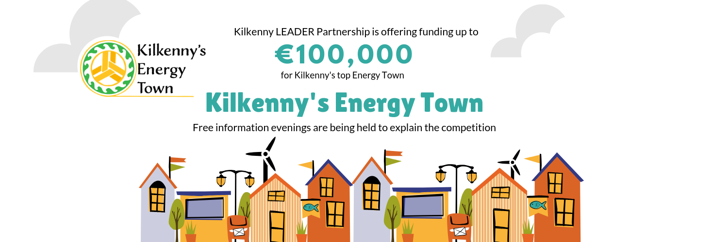 Kilkenny LEADER Partnership offering up to €100,000 plus in