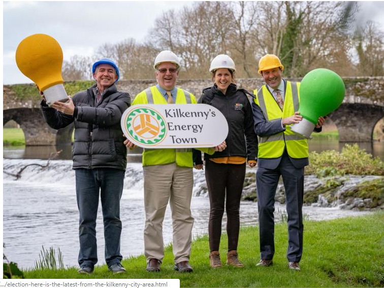 Kilkenny LEADER Partnership offers €100,000 plus in supports for top Kilkenny Energy Town