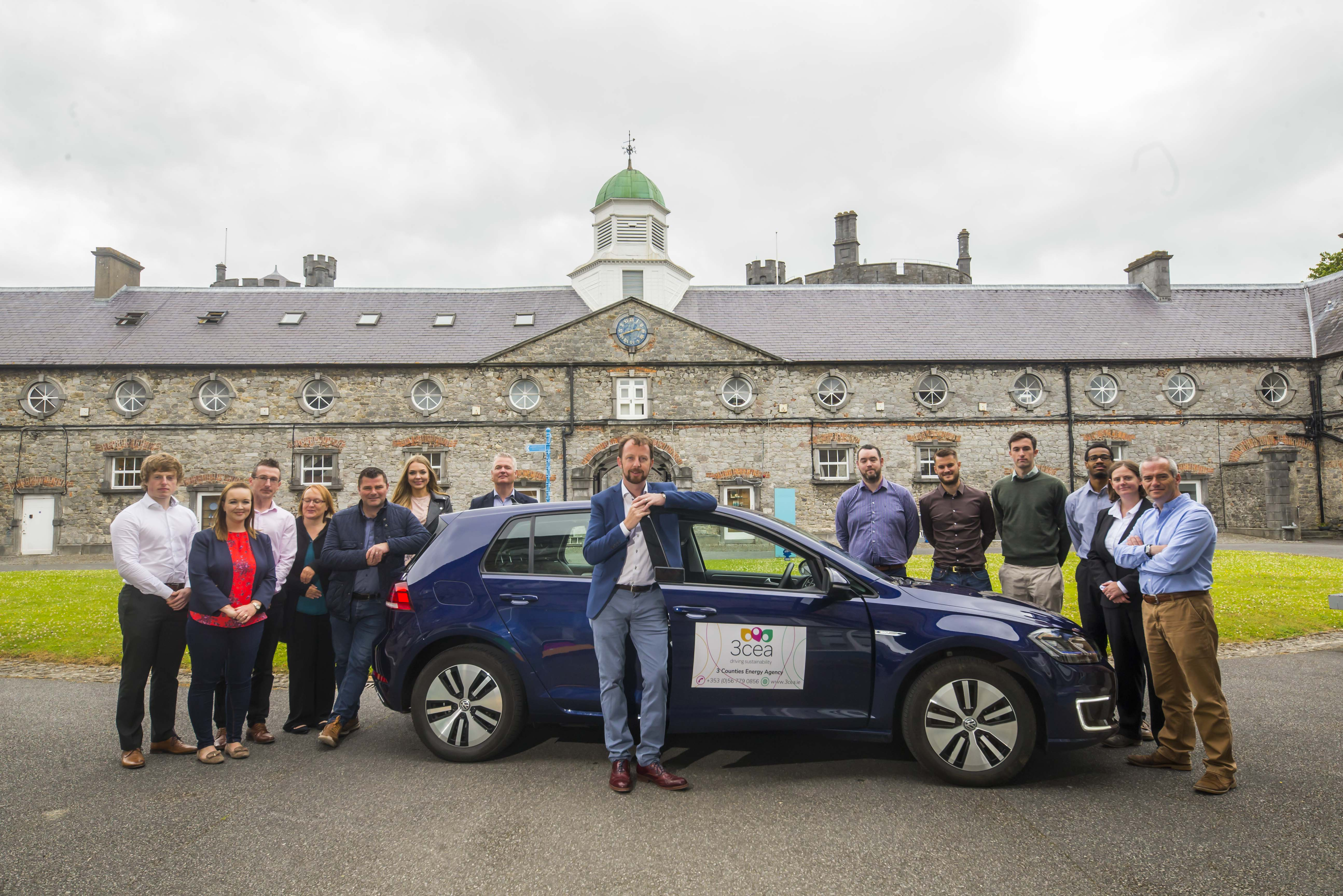 Kilkenny-headquartered 3CEA bids to create Ireland's first 'near zero emissions' zone