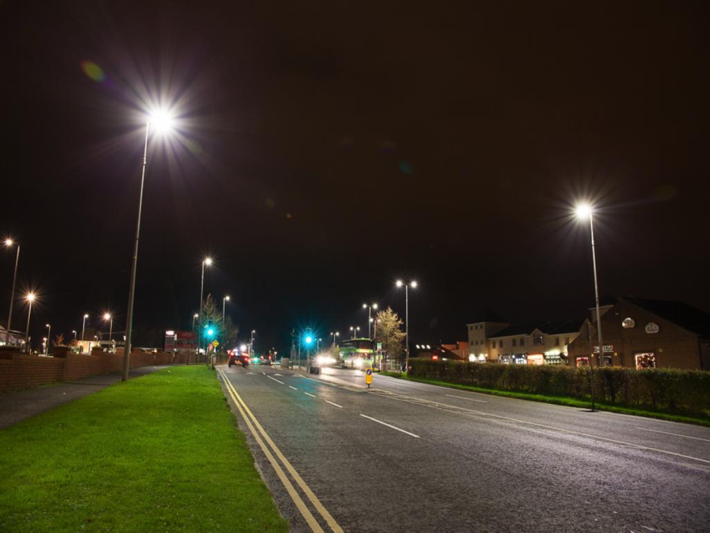 Street Light After
