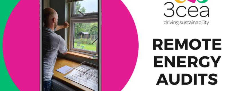 remote energy audits